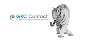 GRC Contact, logiciel CRM en ligne